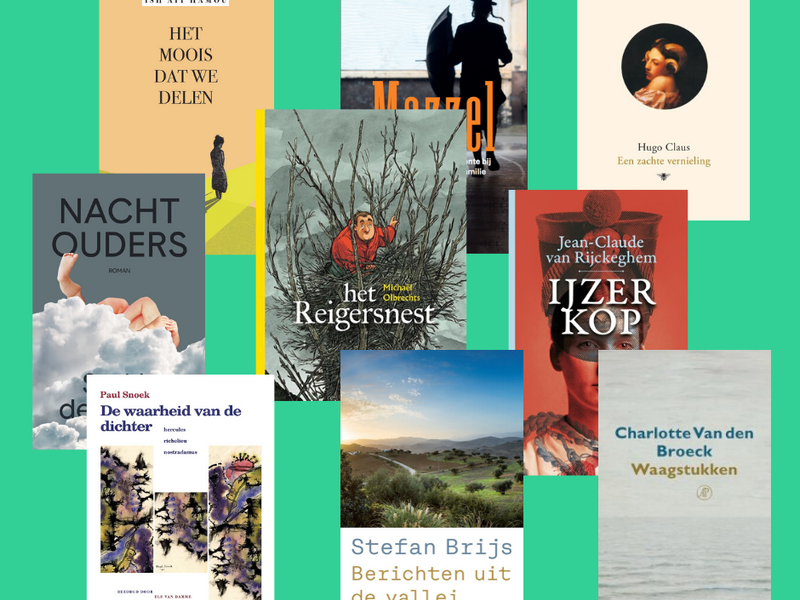 The books chosen for the sample translations