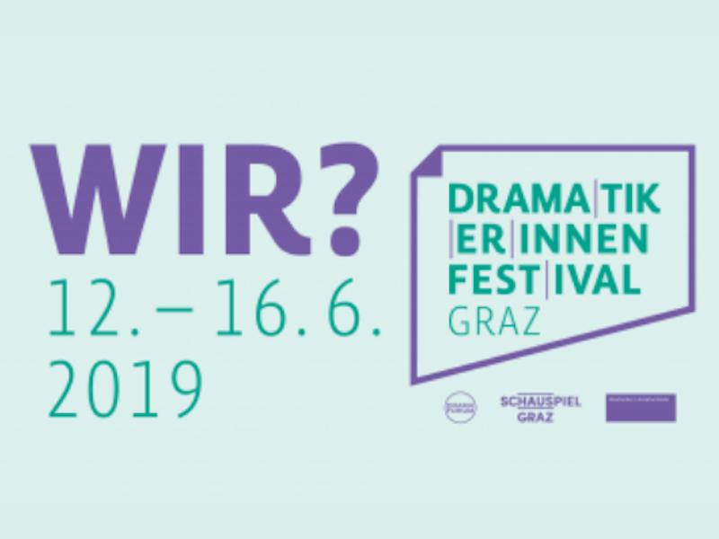 Dramatikerinnenfestival Graz 2019