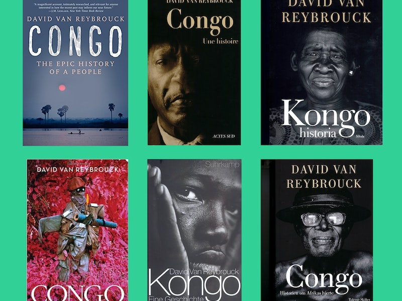 Covers Congo