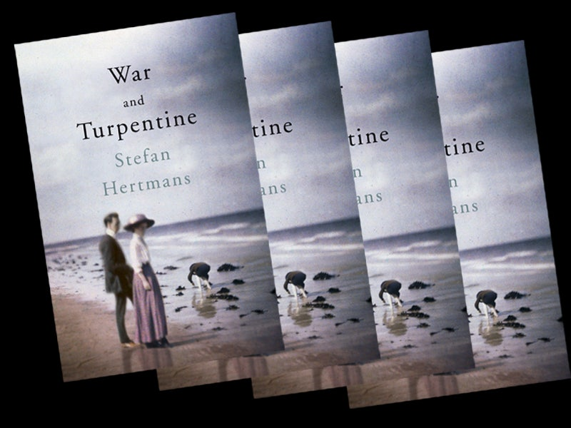 Cover War and Turpentine