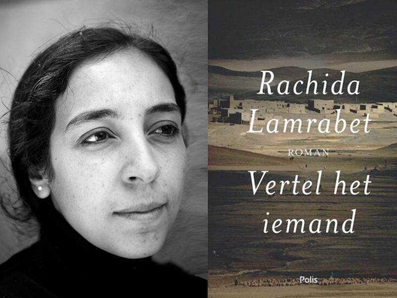 Rachida Lamrabet - Vertel het iemand