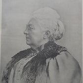 Portrait of Virginie Loveling