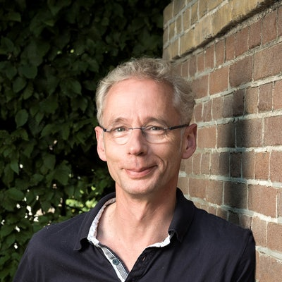 Photo of Tjibbe Veldkamp