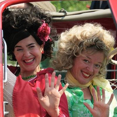 Alice Reys & Ariane van Vliet