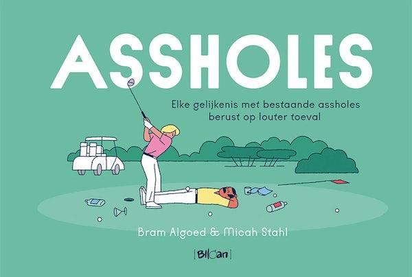 Cover 'Assholes'