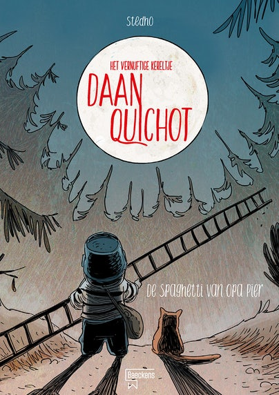 Cover 'Daan Quichot'