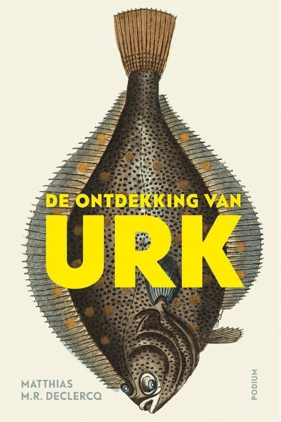 Cover of The Discovery of Urk