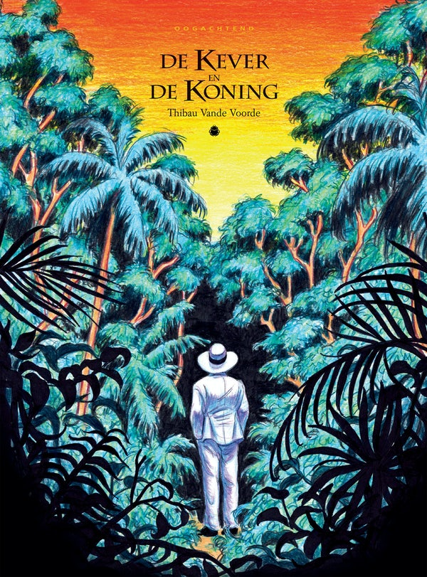 Cover 'The Beetle and the King'
