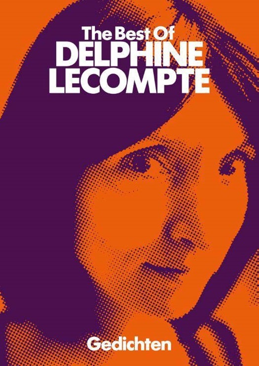 Cover The Best of Delphine Lecompte