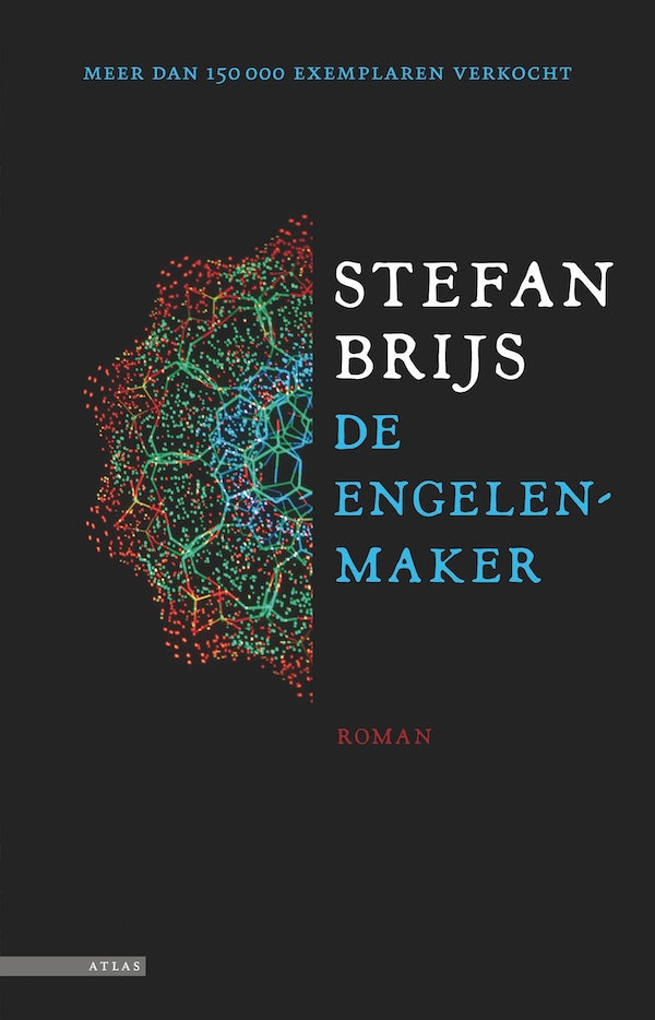 Cover of The Angel Maker