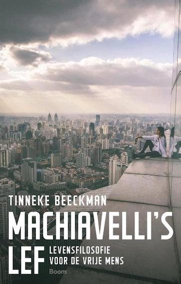 Cover of Machiavelli's Audacity