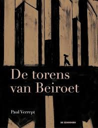 Cover The Towers of Beirut Paul Verrept