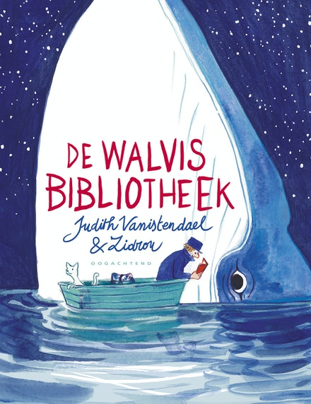 Cover 'The Whale Library'