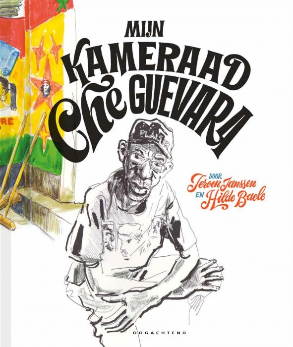 Cover 'My Comrade, Che Guevara'