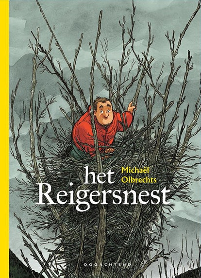 Cover of The Heron's Nest