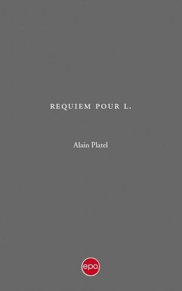 Cover 'Requiem pour L.'