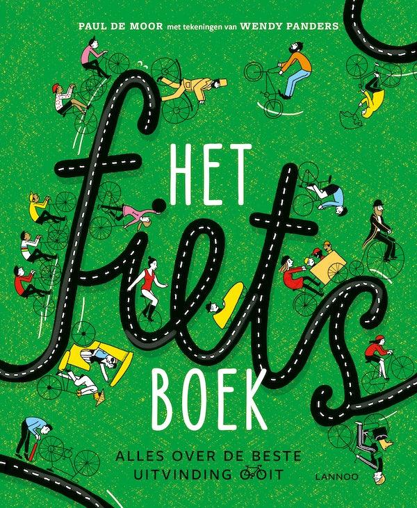 Cover 'The Bike Book'