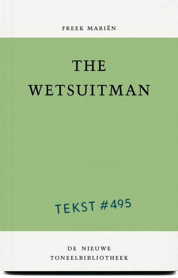 Cover of The Wetsuitman