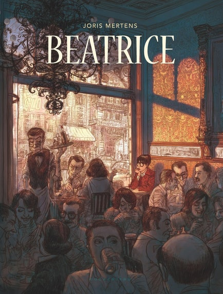 Cover 'Beatrice'