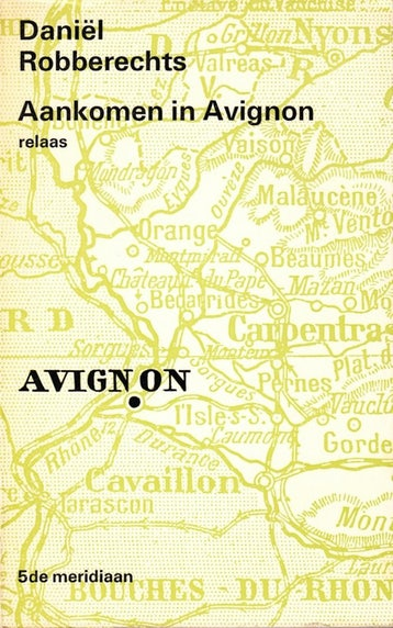 Cover Arriving In Avignon