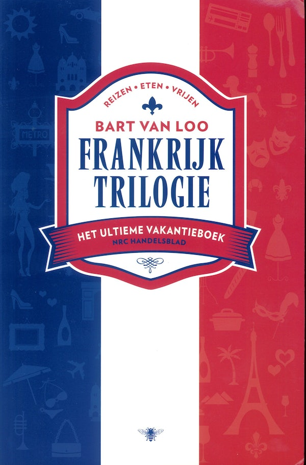 Cover France Trilogy