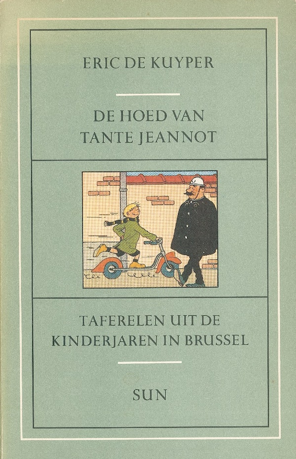 Cover - Aunt Jeannot's Hat