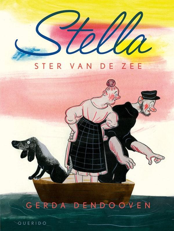 Cover Stella ster van de zee
