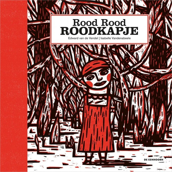 Cover - Red Red Red Riding Hood
