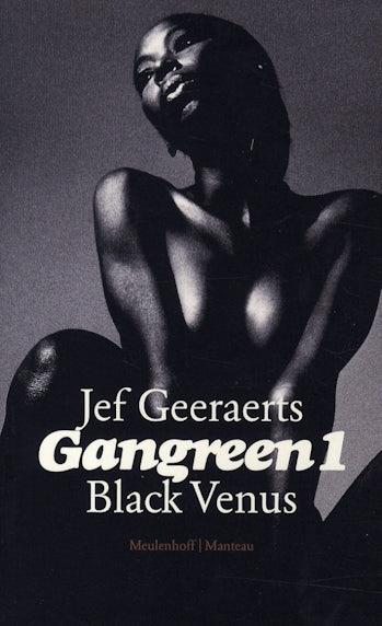 Cover Gangreen 1 - Black Venus