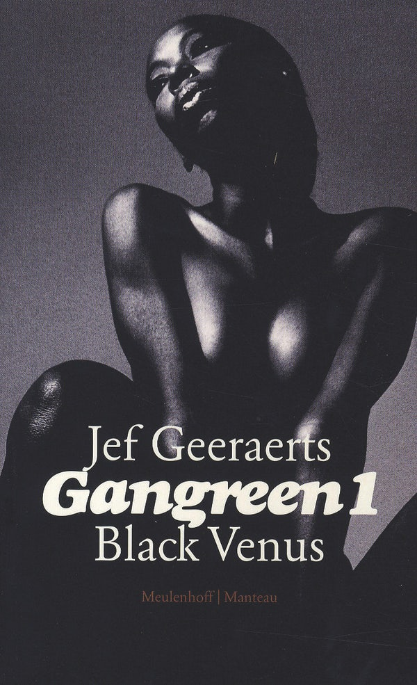 Cover Gangreen 1 - Black Venus