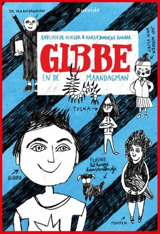 Cover Gibbe en de maandagman