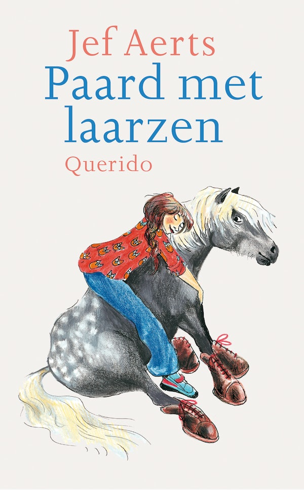 Cover Horse with Boots