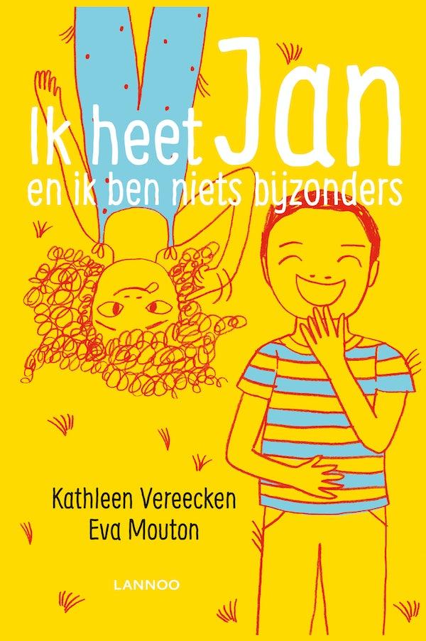 Cover Ik heet Jan en ik ben niets bijzonders