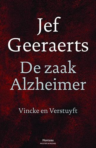 Cover The Alzheimer Case