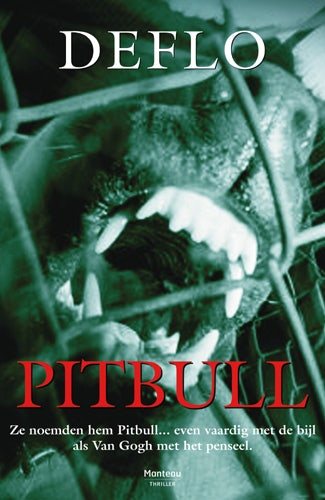 Cover Pitbull