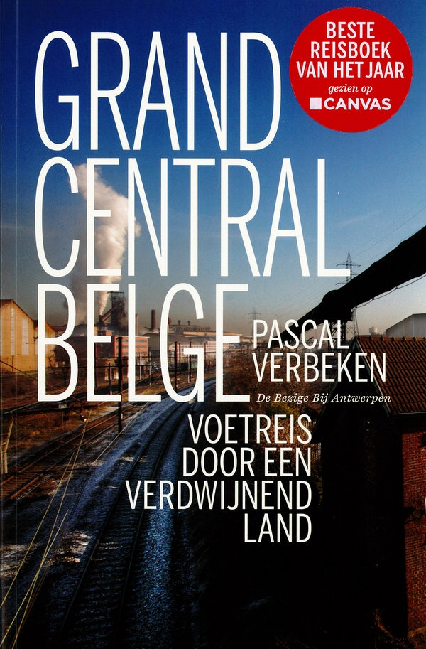 Cover Grand Central Belge