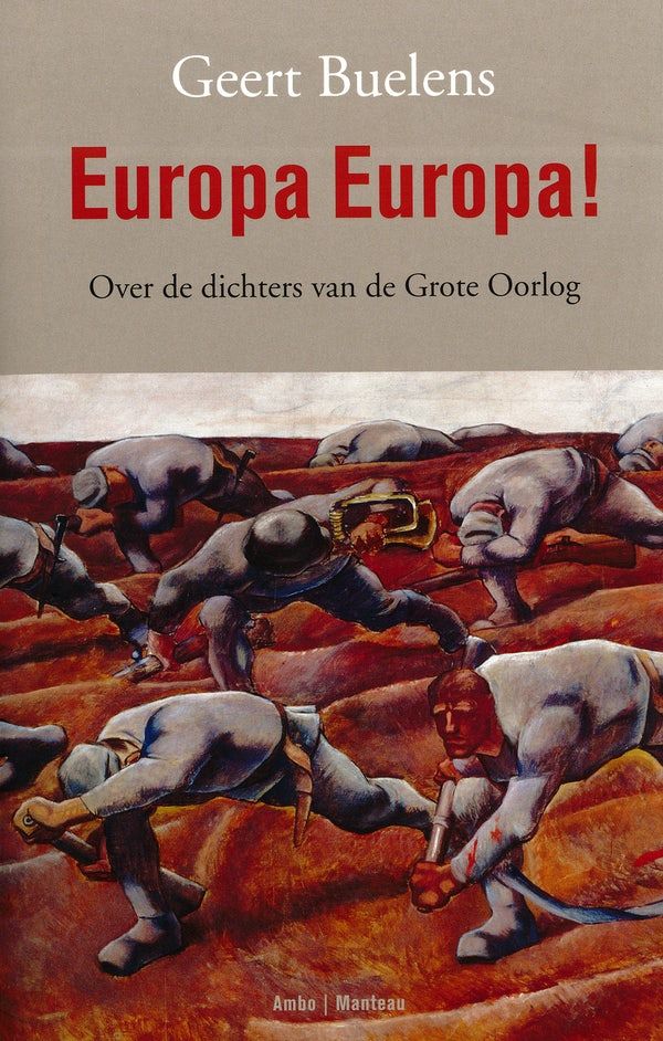 Cover Europe, Oh Europe!