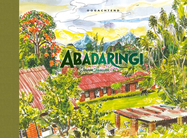 Cover - Abadingi