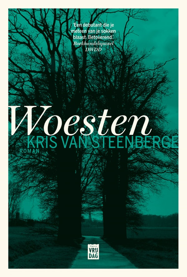 Cover Woesten