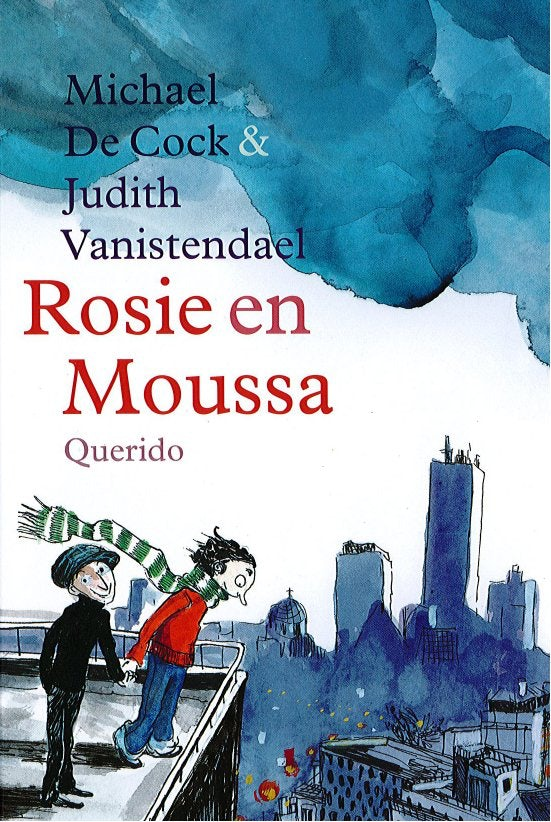Cover Rosie and Moussa