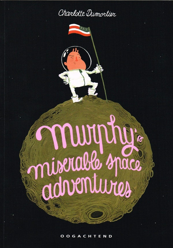 Cover Murphy's Miserable Space Adventures