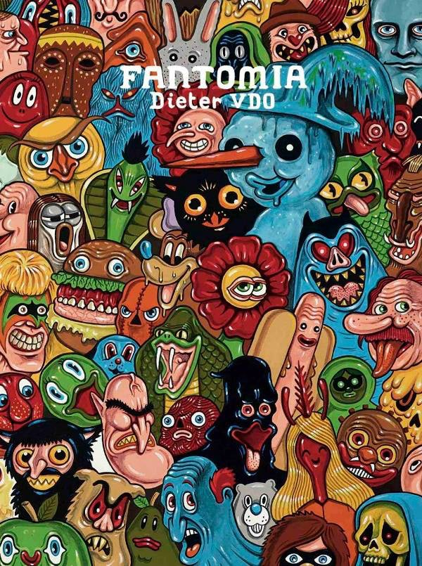 Cover Fantomia