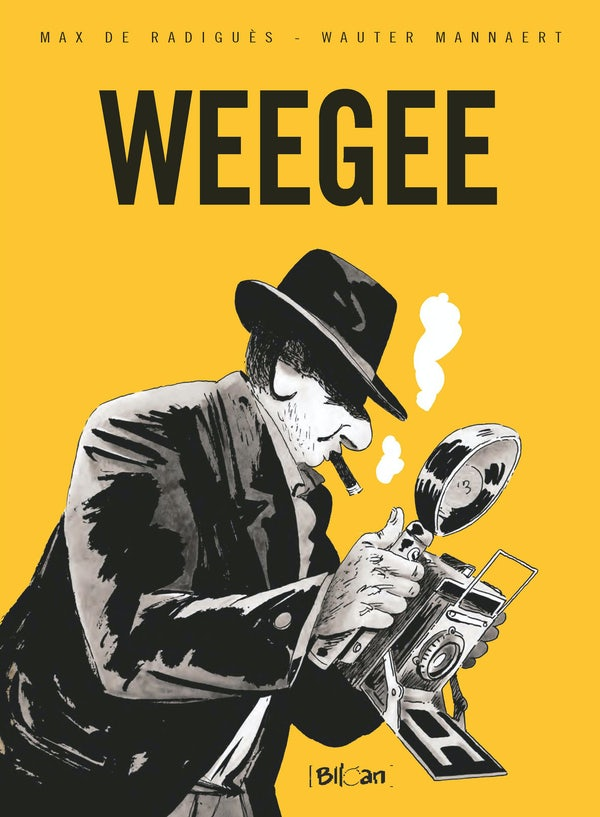 Cover Weegee