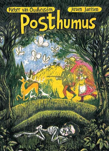 Cover 'Posthumus'