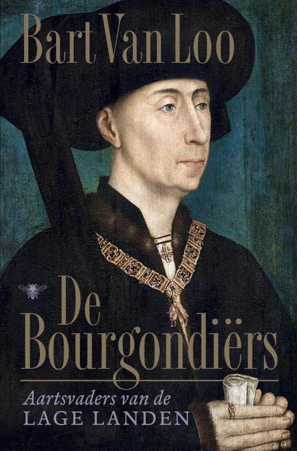 Cover Bart Van Loo The Burgundians