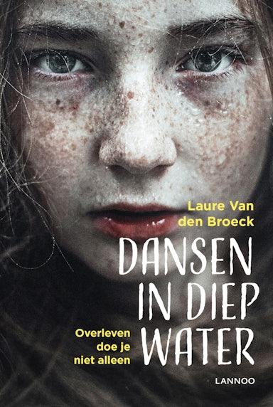 Cover - Laure Van den Broeck - Dancing in Deep Water