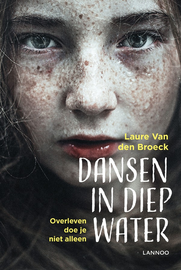 Cover - Laure Van den Broeck - Dancing in Deep Water