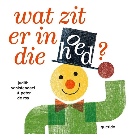 Cover 'What's In That Hat?'