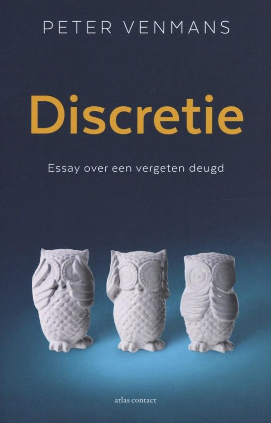Cover of Discretion