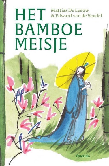 Cover of The Bamboo Girl
